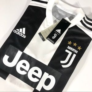 🎱 Authentic Adidas Juventus 18/19 Home Jersey